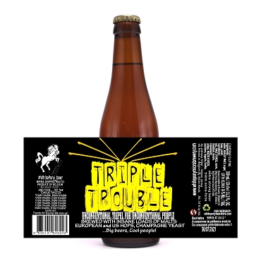 Triple Trouble 6x33cl