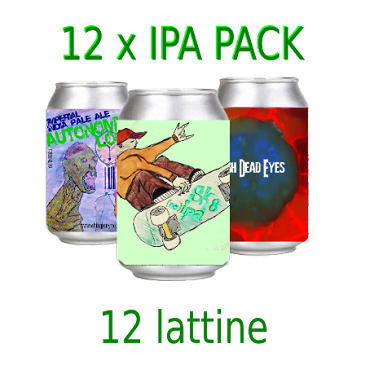 IPA pack 12x33cl