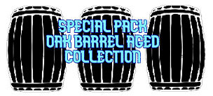 BARREL AGED pre-order december pack